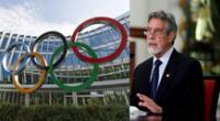 Presidente del Comité Olímpico Internacional envió una carta a Francisco Sagasti.