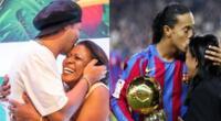 Ronaldinho dejó un conmovedor mensaje en sus redes sociales.
