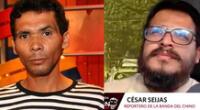 César Seijas responde a Kike Suero por acusarlo de salir con su expareja.
