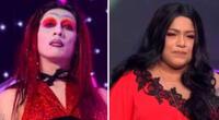 Imitadores de Marilyn Manson y La India se enfrentaron en 'Yo Soy'