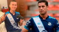 Santiago Ormeño se alistaría para jugar en la selección peruana.