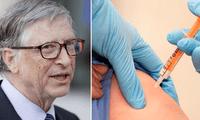 Coronavirus: Bill Gates dice que Latinoamérica podría estar vacunada contra la COVID-19 en seis meses.