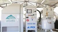 Antamina dona dos plantas de oxígeno medicinal a Huaraz y Huari