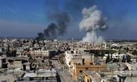 El ejército de Estados Unidos atacó este jueves instalaciones en el nordeste de Siria.