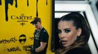 """Flavia Laos aparece en el videoclip oficial de """"Problema"""" del reguetonero."""