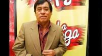Víctor Yaipén, lider de la orquesta Candela, sufre la pérdida de parte de su pie a causa de la diabetes.