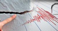 Sismo de magnitud 5.9 se sintió en Arequipa
