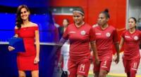 Universitario es el único equipo peruano en la Copa Libertadores Femenina.