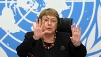 La jefa de Derechos Humanos de Naciones Unidas reiteró que más de cinco millones de personas han abandonado Venezuela producto de la crisis.