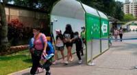 El parque contará con todos los protocolos de bioseguridad.