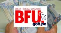 Plataforma del Bono familiar universal