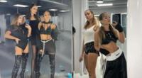 Flavia Laos comparte fotos inéditas de su participación en videoclip de Daddy Yankee