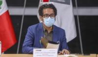 José Luis Chicoma habló sobra la compra de vacuna por parte de privados.