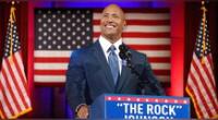 Dwayne Johnson ansia llegar a sillón presidencial de Estados Unidos.