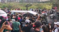 familiares dan último adiós a Silvano Cántaro en Huánuco