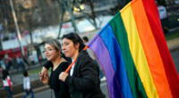 Fallo histórico en Chile es celebrado por la comunidad LGTBIQ.
