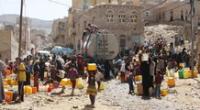 ONU recauda la mitad de lo esperado para evitar la hambruna en Yemen   Foto: Difusión