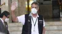 El mandatario confirmó que llegarán nuevas dosis para luchar contra el coronavirus.