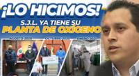 El párroco Víctor García se mostró indignado ante el accionar del congresista Pepe Luna Morales.