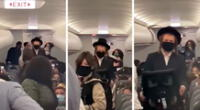 Miembros de la aerolínea Frontier echaron del avión a una familia de judíos ortodoxos porque su bebé de 18 meses no iba con mascarilla.