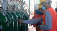 Planta de oxígeno en Puente Piedra se encuentra en peligro de funcionamiento. Si no se consiguen los recursos para pagar el grupo electrógeno diario dejará de abastecer a los familiares de pacientes COVID-19.