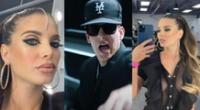 Flavia Laos reveló que el productor de Daddy Yankee le habría dicho que la considerarían para futuros proyectos.