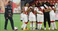 Nolberto Solano espera que se juegue la fecha doble de las Eliminatorias Qatar 2022.