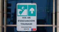 Onemi declaró Estado de Precaución del borde costero nacional.