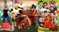 JB en ATV presenta nuevo sketch de famoso manga japonés 'Dragón Ball z'.
