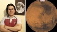 Con sus estudios en Ingeniería Metalúrgica, Gustavo pudo llevar a cabo su sueño y acercarse lentamente a su objetivo: ayudar en la NASA.