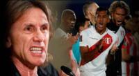 Selección Peruana no tendrá actividad hasta nuevo aviso.