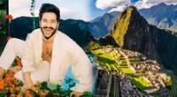 Camilo indicó que es un pequeño homenaje a las comunidades andinas, porque en la realización de su video clip usa el charango y los telares andinos.