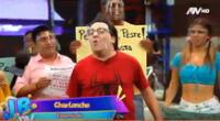 Carloncho fue parodiado en programa 'JB en ATV'