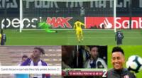 Penal fallado por Lionel Messi se hizo viral en las redes sociales.