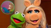Miss Piggy fue la pareja de la rana René hasta el 2015.