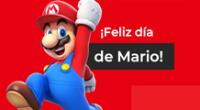 Fans de Mario Bros celebran esta fecha especial en las redes sociales.