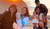 Mario Hart y Korina Rivadeneira volverían a ser padres.