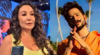 """""""Hoy en día como son las canciones: La Gasolina, que Gucci, Prada, son tonterias. Estas son canciones"""", manifestó Janet Barboza."""