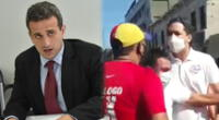 El embajador de Venezuela en Perú, Carlos Scull, pidió que dejen de utilizar la xenofobia como bandera de campaña política.