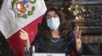 Premier Violeta Bermúdez rechazó declaraciones de Elizabeth Astete