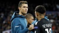 Neymar sería compañero de Cristiano Ronaldo en el PSG.