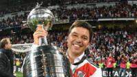 Su amor por  River Plate no tiene precio.
