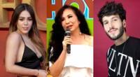 Janet Barboza habló de la diferencia de la música del ayer y hoy, y sorprendió al admitir que no conocía a Danna Paola y Sebastián Yatra.