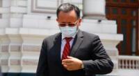 Edgar Alarcón está de descanso médico por 21 días tras dar positivo al coronavirus.