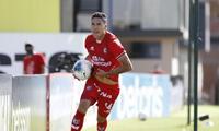 Luis Álvarez fue el autor del gol de la victoria de Cienciano ante UTC.