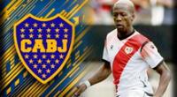 Luis Advíncula llegaría a Boca Juniors, según prensa argentina.