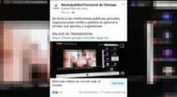 Video pornográfico es filtrado durante audiencia pública