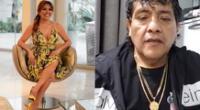 Magaly Medina advierte a Toño Centella luego que él la acusó de acoso.