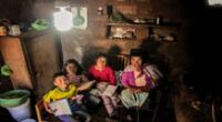 48 mil viviendas rurales del norte serán beneficiadas con electricidad