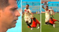 Enzo Gutiérrez desperdició su primer gol en el fútbol peruano.